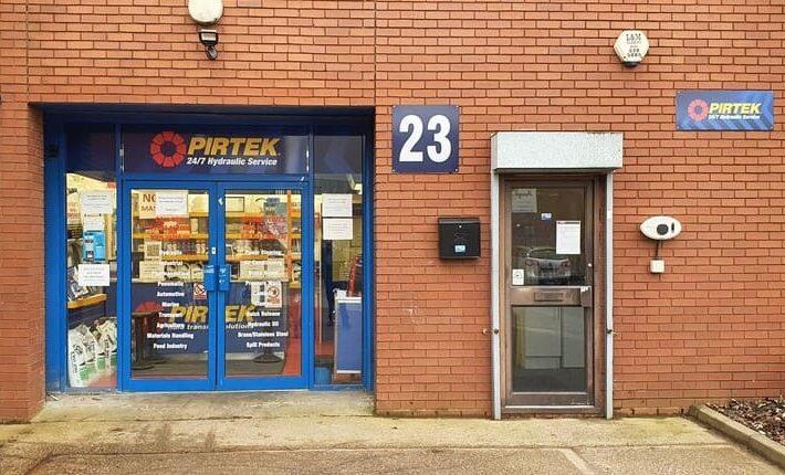 Pirtek Wolverhampton trade counter